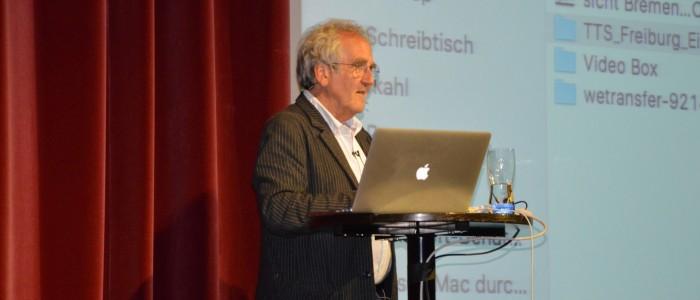 Vortrag Reinhard Kahl in Lustenau