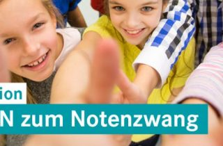 Petition: Nein zu Notenzwang